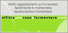 Affitta a Formentera