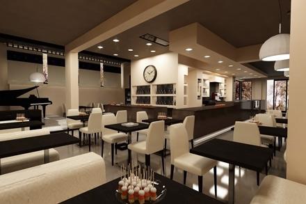 Arredamento per bar milano arredamento per hotel tavoli for Aziende di arredamento
