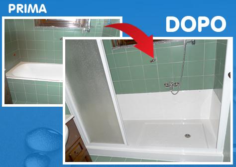 Sovrapposizione vasca da bagno Milano, smaltatura,rismaltatura ...